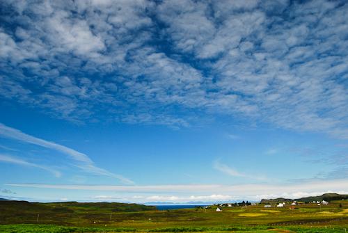 Isle of Skye en route to Lower Breakish (PA1 PC0)