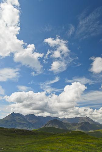 Cullins mountain range, Isle of Skye (PA0 PC0)