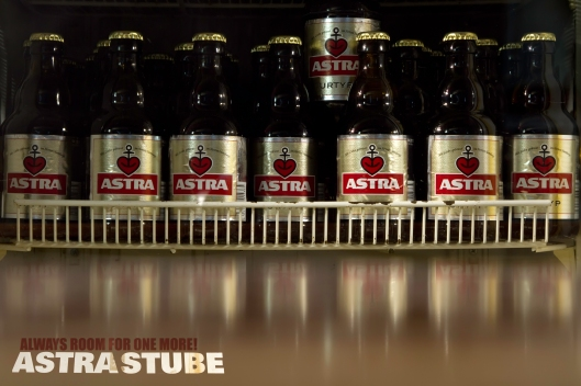 Astra Stube - Always room for one more